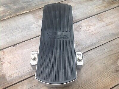 Fender 60's vintage guitar fuzz wah pedal , very rare, Telecaster Stratocaster