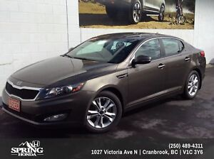 2012 Kia Optima EX $105 Bi-Weekly