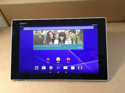 Sony Xperia Z Tablet  SGP312  Wifi only  32GB HDD - White  (bubble)