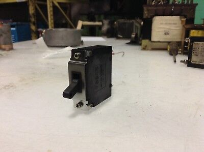Nippon Thermo TSB-5 Circuit Breaker, Type 4, 2 Amp, Used, WARRANTY