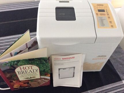 Breadmaker (Sunbeam Bakehouse) Murarrie Brisbane South East Preview