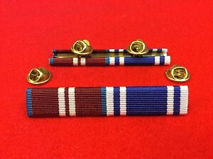 Police-Long-Service-and-Good-Conduct-Diamond-Jubilee-Medal-Ribbon-Bars-Stud-Type