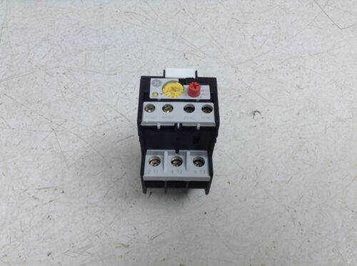 GE General Electric RT1L 4-6.3 Amp Overload Relay