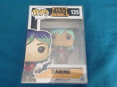 Funko POP! Vinyl Bobble-Head Star Wars Rebels Sabine