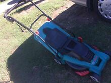 Bosch Rotak 43 , 1700 Watt Electric Mower & Caycher Kallangur Pine Rivers Area Preview