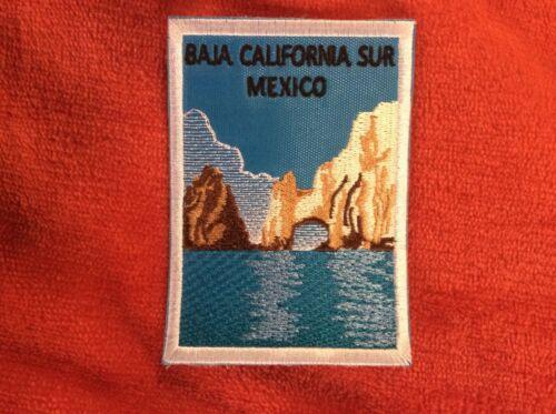 Patch Cabo San Lucas Baja California Mexico Los Cabos Souvenir