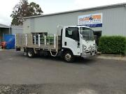 Isuzu Truck tray gates loader Woombye Maroochydore Area Preview