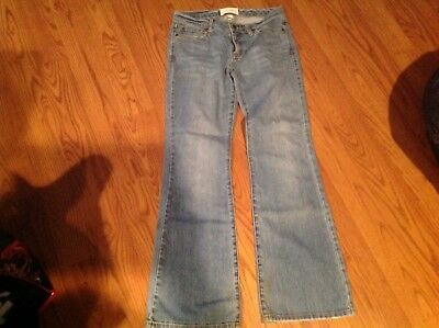 ABERCROMBIE & FITCH ORIGINAL JEANS SIZE 4 R for sale  Shipping to India