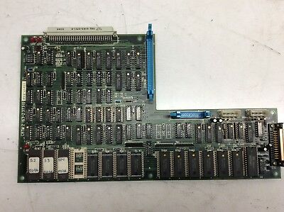 Sanyo / NEC PC Board, LEBLOND MAKINO EDNC-32, CRTM2 163-237310, WARRANTY