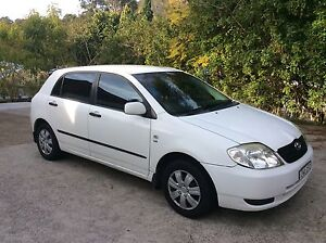 2001 Toyota Corolla Nelson Bay Port Stephens Area Preview