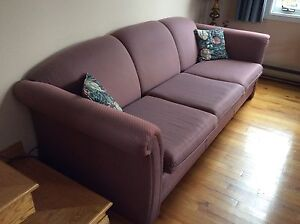 Top of the line large sofa