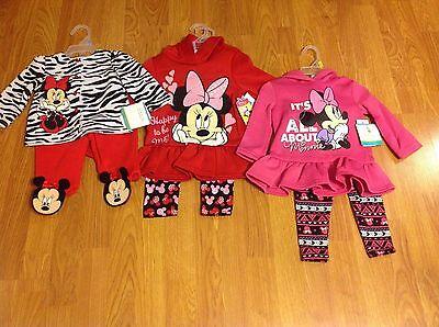 NWT Disney Baby & Disney Junior girls clothing - Various sizes - CUTE!!!!!! - Disney Baby Cloths