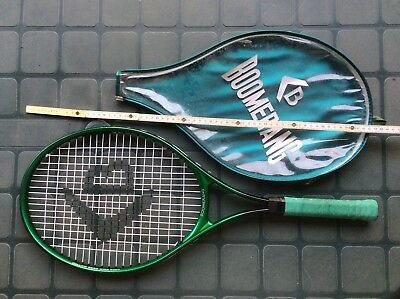 Raqueta tenis Boomerang power junior con funda. segunda mano  Orense