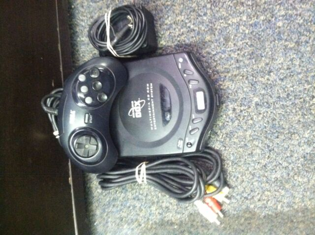 Sega Genesis CDX System COMPLETE TESTED & WORKING