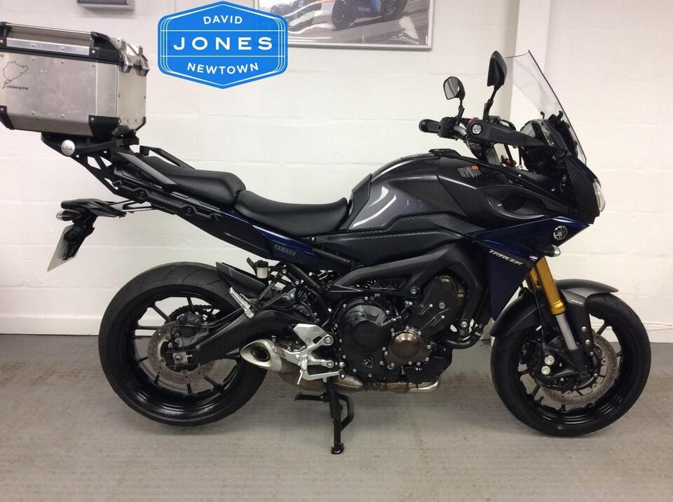 Yamaha MT09 Tracer 900 MT 09 2016 / 66 Grey/Blue - P/X Welcome