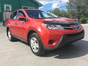 2015 Toyota RAV4 LE AWD  - FRESH OFF LEASE AND DEALER MAINTAINED