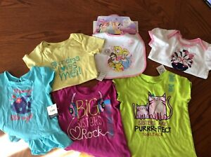 NEW BABY CLOTHES WITH TAGS!!!!