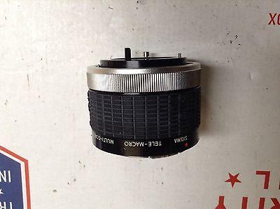Sigma Tele-Macro 2X-1.1 for Canon FD