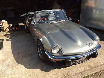 Triumph spitfire straight six 2000