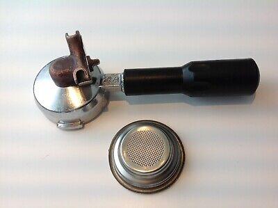 One Complete Rancilio Espresso Machine 58mm Double Portafilter Filter Holder
