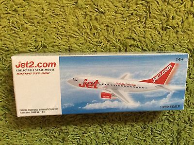 Jet2 Com Boeing 737 300 Collectable Scale Model Aircraft