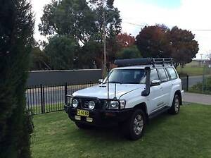 2008 Nissan Patrol Wagon Euston Murray-Darling Area Preview
