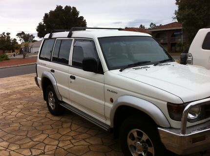 Mitsubishi Pajero 1999 Stirling Stirling Area Preview