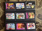 Game Gear Lot