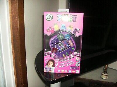 New Kids LeapFrog RockIt Twist Purple Game Toy