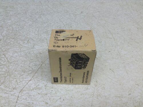 AEG Modicon B7-1 Overload Relay 1.8-2.8 Amp E-Nr910-341 New