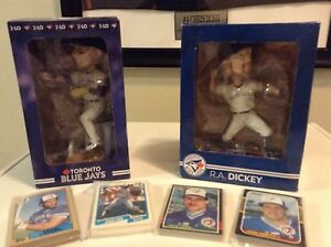 Bluejays Bobbleheads and Team Sets