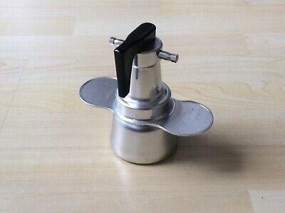 CAFFE RAPID 995 ALLUMINIO PURISSIMO BREVETTATO 2 CUP MOKA /ESPRESSO COFFEE MAKER, used for sale  Shipping to South Africa