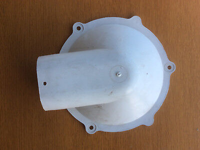 Vintage Hoover Hotpoint Creda Tumble Dryer Exhaust Vent Outlet Nozzle Adaptor