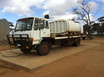 Mitsubishi FM515 Fuel Truck For Sale Dalwallinu Dalwallinu Area Preview