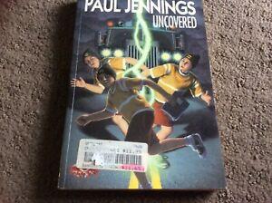 Kids Paul Jennings paperback novel