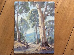 Frank Mutsaers oil painting Burwood Whitehorse Area Preview