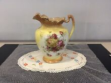 Roses Antique Wash Jug Elermore Vale Newcastle Area Preview