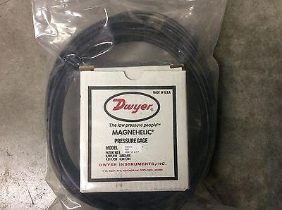 Dwyer 193605-00 Magnehelic Pressure Gage W35k