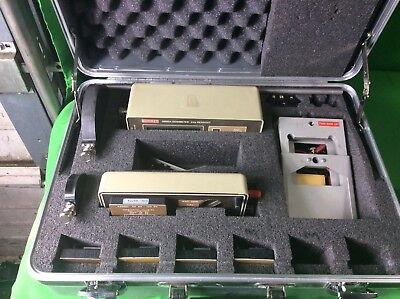 Fluke Keithley 35050a Dosimeter Kvp Readout 35035 Ma Mas Meter 35080a Divider