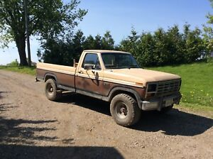 1985 Ford F-150 4x4
