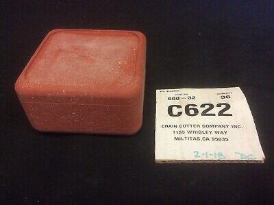 Crain C622600-32 Replacement Knee Kicker Bumper Pads 4-12 X 4-12 X 2-12