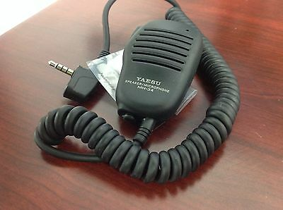 Yaesu Vertex Standard Mh-34d4b Speaker Microphone New In Box