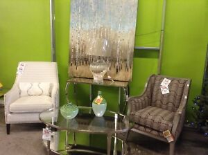 Brand New Furniture and Decor at the HFH ReStore
