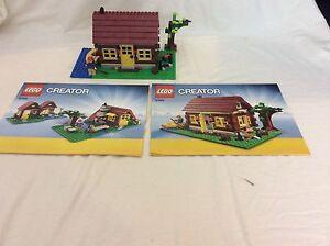 LEGO 5766 CREATOR LOG CABIN Yanchep Wanneroo Area Preview
