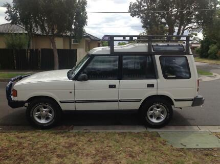 1998 Land Rover Discovery SUV Noble Park North Greater Dandenong Preview