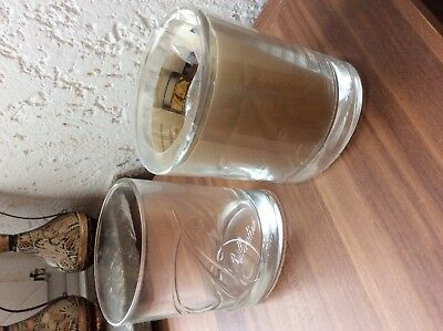 2x Ballantines Glas / Gläser, Whiskyglas