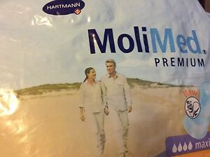 MoliMed Premium Incontinence Pads - Maxi Brassall Ipswich City Preview