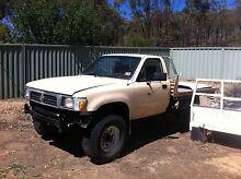 Hilux 4x4 petrol tray Bendigo 3550 Bendigo City Preview