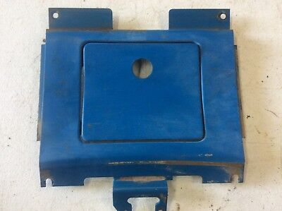 1993-1998 Ford New Holland 1210 1215 1220 Compact Tractor Top Trim And Fuel Door