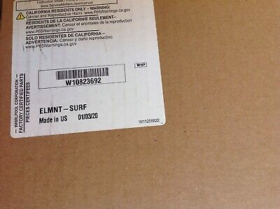 W10823692 Kenmore Whirlpool Range Oven Heating Element 8523693.   Stb